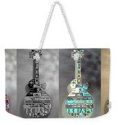 For American Guitars  Weekender Tote Bag