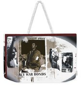 For And Against War Ww1 Ww2 Vietnam 1971-2012 Weekender Tote Bag