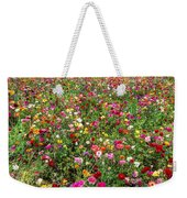 For As Far As The Eye Can See Weekender Tote Bag