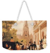 For Better For Worse Weekender Tote Bag