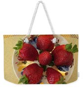 For Dessert II Weekender Tote Bag