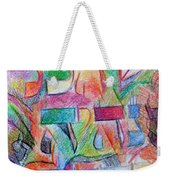 For Everything Will Be From His Word Weekender Tote Bag