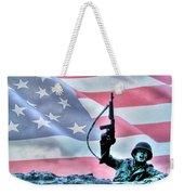 For Freedom Weekender Tote Bag