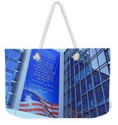 For If We Are Truly Created Equal Weekender Tote Bag