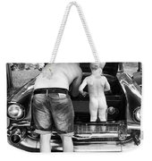 For Josefin 8x8 Weekender Tote Bag