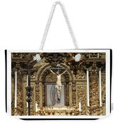 For Our Sins Weekender Tote Bag