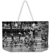 For The Birds Bw1 Weekender Tote Bag
