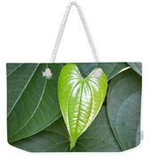 Everything Grows With Love Weekender Tote Bag