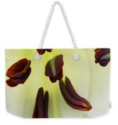 For The Love Of Lilies 1 Weekender Tote Bag