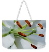 For The Love Of Lilies 8 Weekender Tote Bag