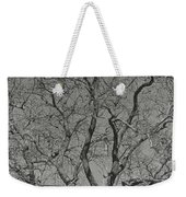 For The Love Of Trees - 2 - Monochrome  Weekender Tote Bag
