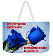 For Those Who Serve Weekender Tote Bag