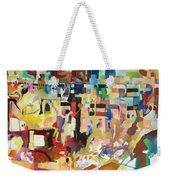 for we have already merited to receive our Holy Torah 4 Weekender Tote Bag
