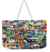 for we have already merited to receive the Torah 8 Weekender Tote Bag