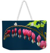 Bleeding Hearts For Your Love Weekender Tote Bag