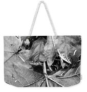 Foraged Insights Weekender Tote Bag