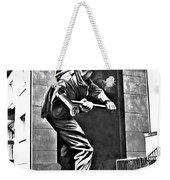 Forced Entry Derry Mural Weekender Tote Bag