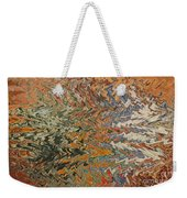 Forces Of Nature - Abstract Art Weekender Tote Bag