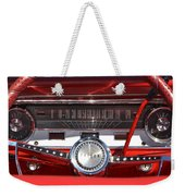 Ford Falcon Dash Weekender Tote Bag