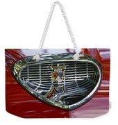Ford Hood Emblem Weekender Tote Bag