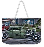 Ford Hot Rod Weekender Tote Bag