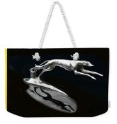 Ford Lincoln Greyhound Mascot Weekender Tote Bag