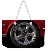 Ford Mustang Fastback Weekender Tote Bag