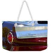 Ford Ranch Wagon Weekender Tote Bag