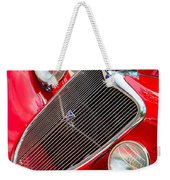 Ford Roadster V8 Weekender Tote Bag