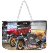 Ford-t  Mobiles Of The 20th Weekender Tote Bag