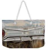 Ford Tail Lights 2 Weekender Tote Bag