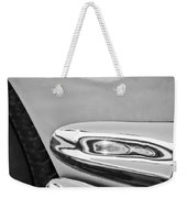 Ford Thunderbird Emblem -0505bw Weekender Tote Bag