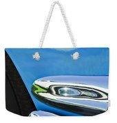 Ford Thunderbird Emblem -0505c Weekender Tote Bag