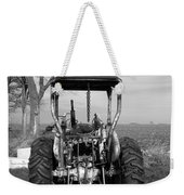 Ford Tractor Rear View Weekender Tote Bag
