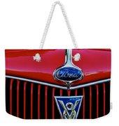 Ford's V8 Weekender Tote Bag