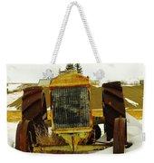 Fordson Tractor Plentywood Montana Weekender Tote Bag