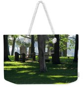 Fore Fathers Weekender Tote Bag