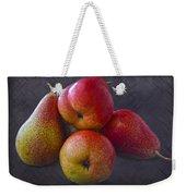 Forelle Pears Weekender Tote Bag