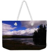 Forest And Clouds Weekender Tote Bag