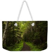 Forest Beckons Weekender Tote Bag by Mike Reid