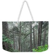 Forest Bluff Weekender Tote Bag