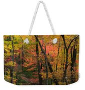 Forest Blush Weekender Tote Bag