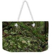 Forest Boulder Field Weekender Tote Bag