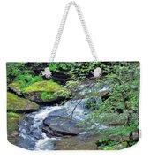 Forest Creek Weekender Tote Bag