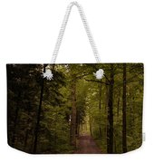 Forest Entry Weekender Tote Bag