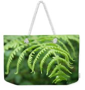 Forest Fern Weekender Tote Bag