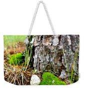 Forest Floor Weekender Tote Bag