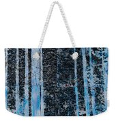 Forest Four Hours Of Daylight Weekender Tote Bag