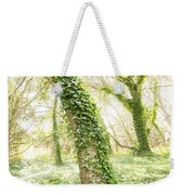 Forest Glow - The Magical Trees Of The Los Osos Oak Reserve Weekender Tote Bag