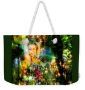 Forest Goddess 4 Weekender Tote Bag